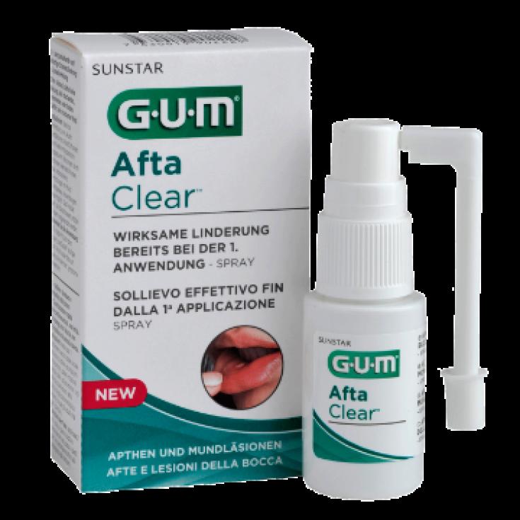 Sunstar Gum Spray Afta Clear 15ml