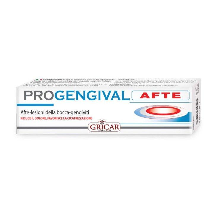 Gricar Chemical Progengival Afte Gel 30ml