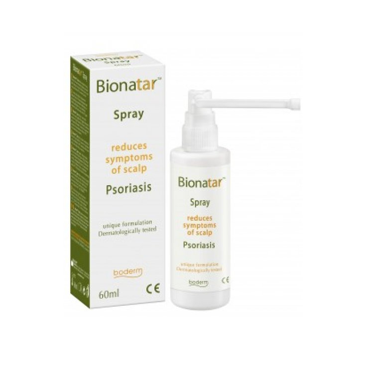 Logofarma Bionatar Spray Psoriasis and Seborrheic Dermatitis 60ml