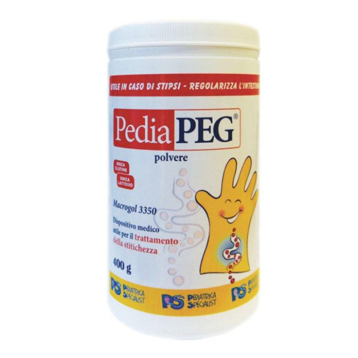 Pediatrician Specialist PediaPeg Powder Treatment 400g