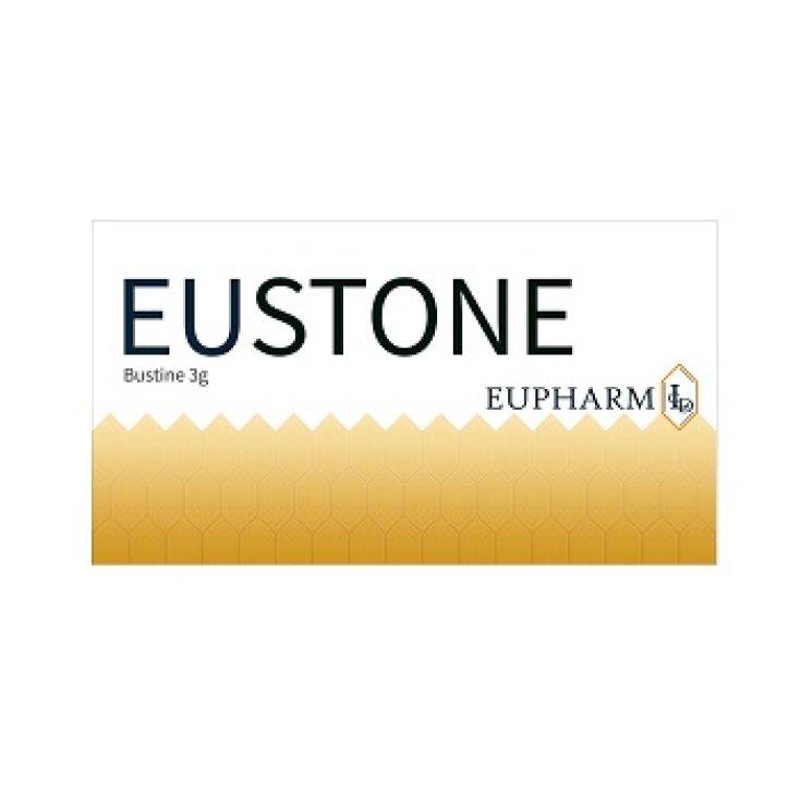 Europharm Eustone Granulate Prevention Urinary Calculosis 20 Sachets