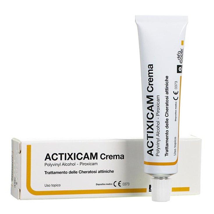 Difa Cooper Actixicam Cream 50ml