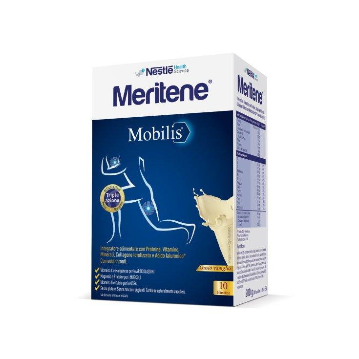 Nestlé Health Science Meritene Mobilis Food Supplement 10 Sachets