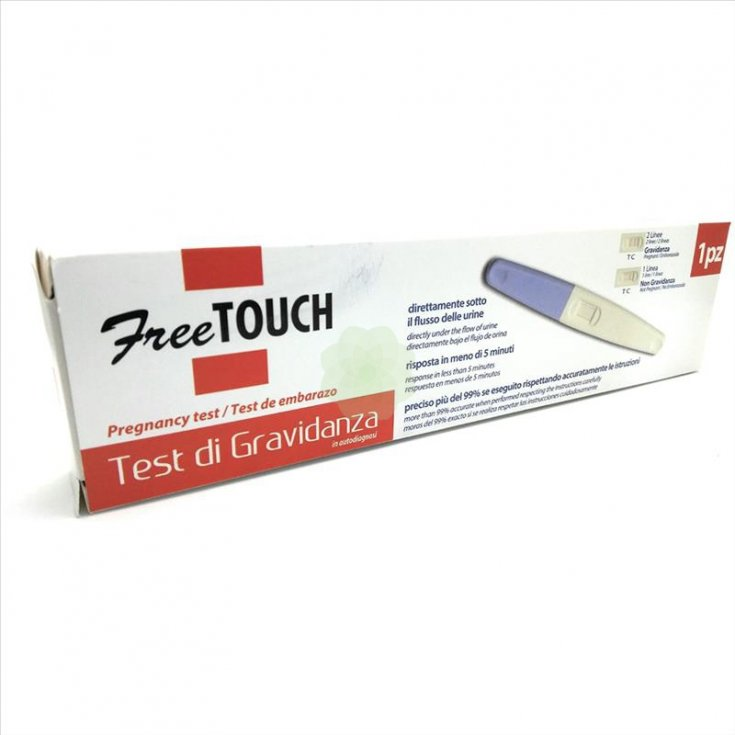 Free Touch Pregnancy Test 1 Test