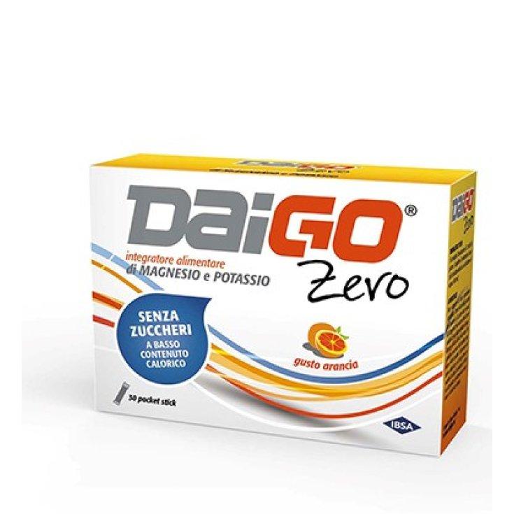 DaiGo Zero IBSA 30 Pocket Stick