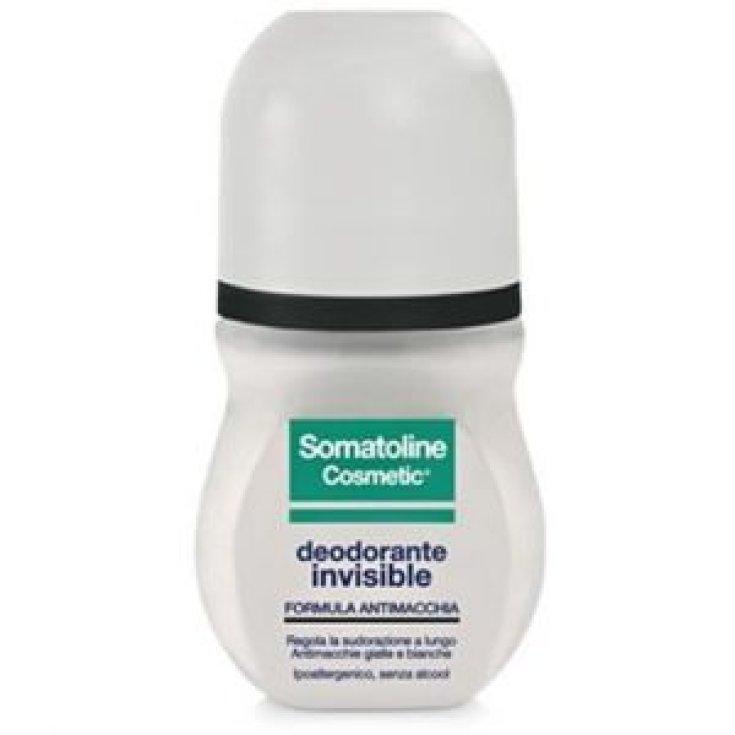 Somatoline Cosmetic Invisible Deodorant Roll On 50ml
