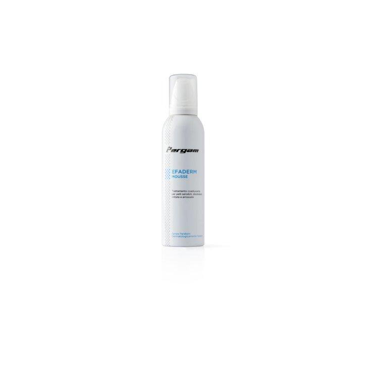 Pergam Efaderm Soothing Mousse Sensitive Skins 200ml