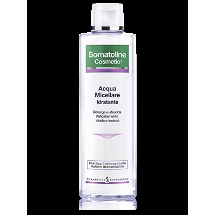 Somatoline Cosmetic Micellar Water Moisturizing Face 200ml