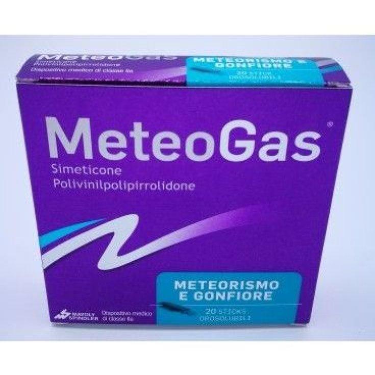 Proxima Health Meteogas Powder 20 Sachets