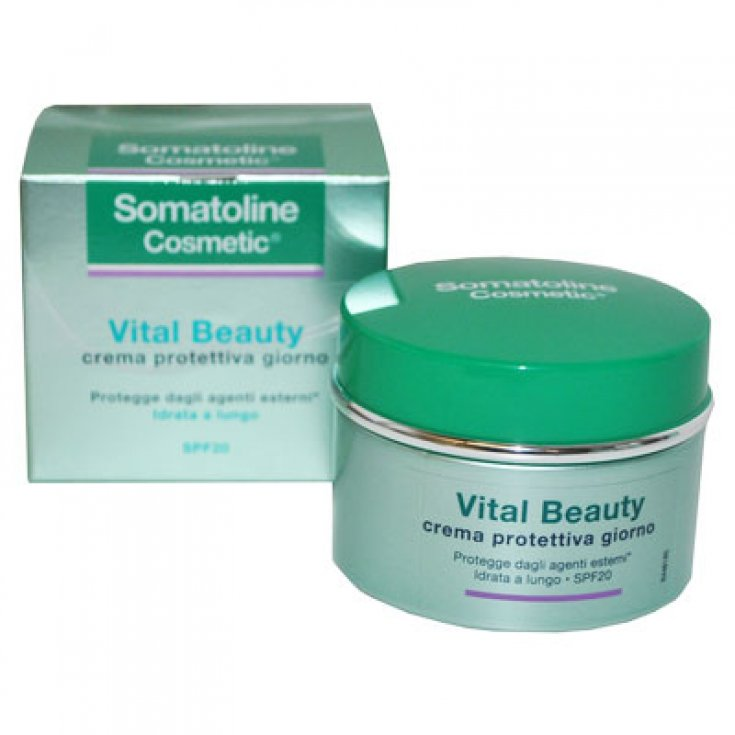 Somatoline Face Cream Vital Beauty Day 50ml