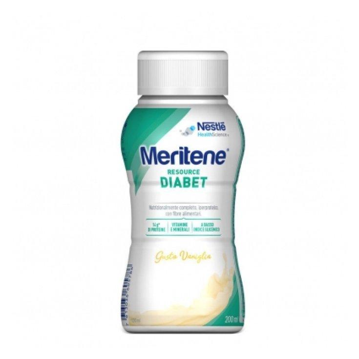 Meritene Resource Diabet Vanilla 200ml