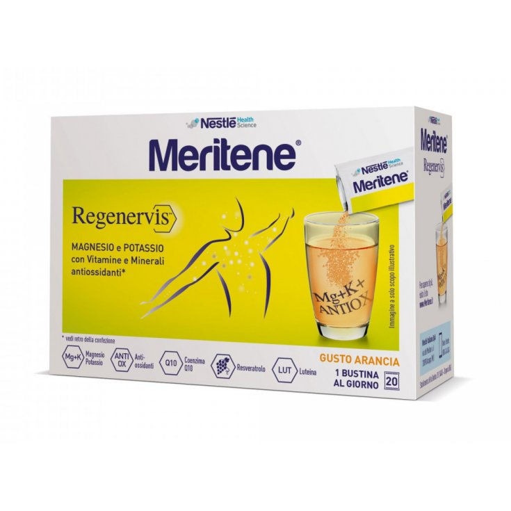 Meritene Magnesium / Potassium 20 Sachets