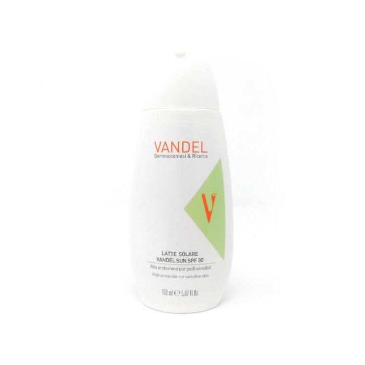 Vandel Dermocosmetics & Research Sun Milk Sun Spf 30 150ml
