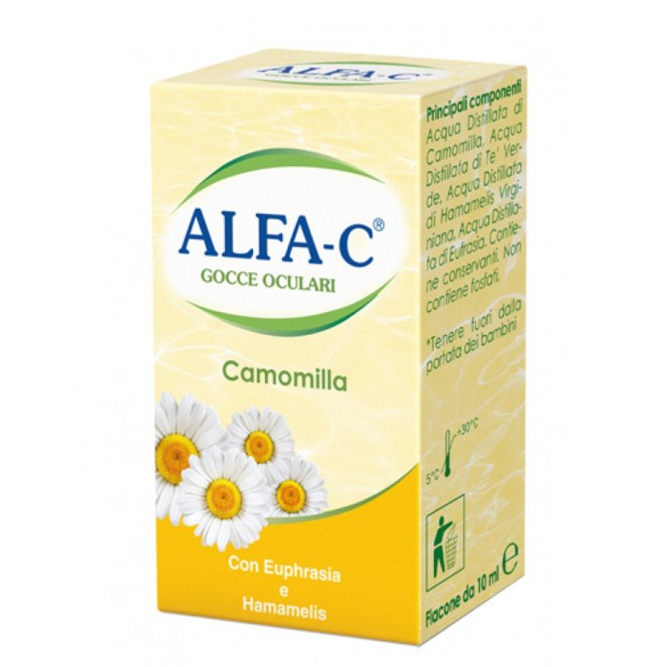 ALFA-C® Eye Drops 10ml
