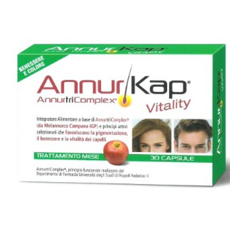 AnnurKap Vitality 30 Capsules