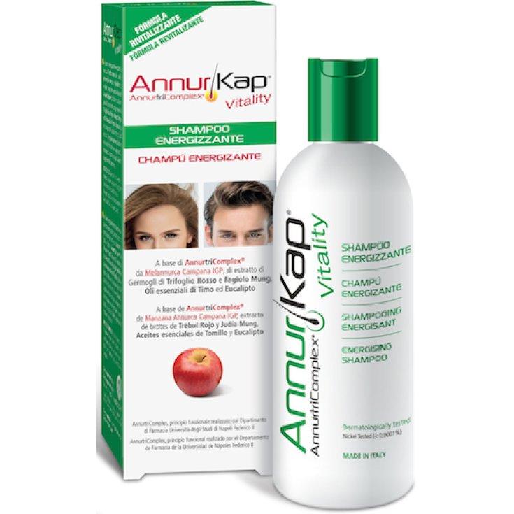 AnnurKap® Vitality ENERGIZING SHAMPOO 200ml