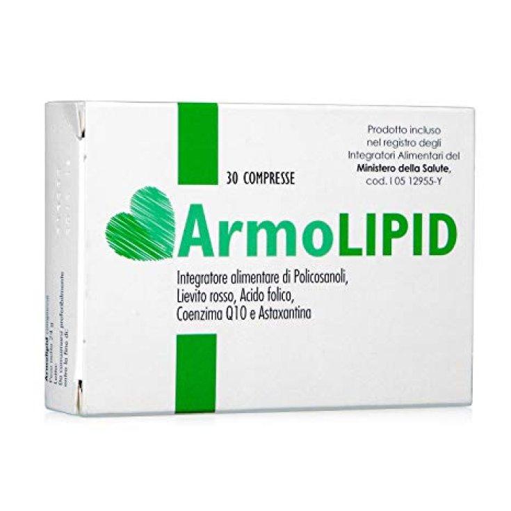 ArmoLipid Meda 30 Tablets