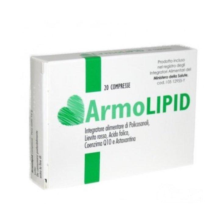 Armolipid Meda Pharma 20 Tablets