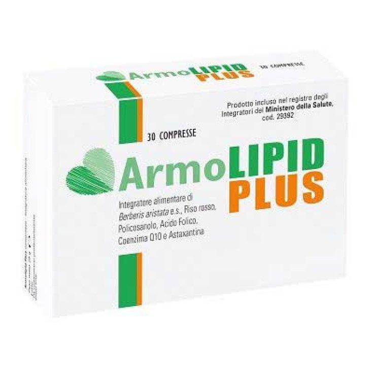Armolipid Plus Meda Pharma 30 Tablets