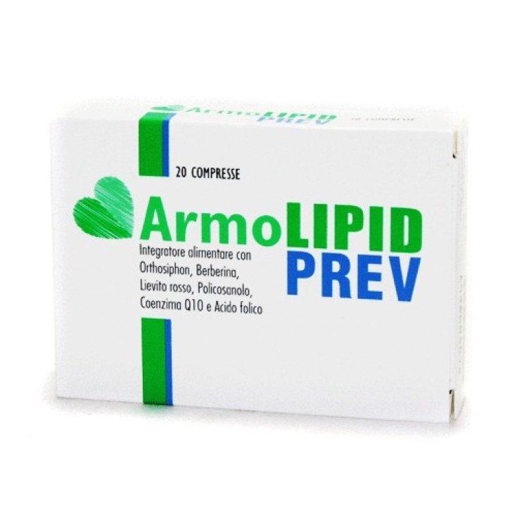 Armolipid Prev 20 Tablets