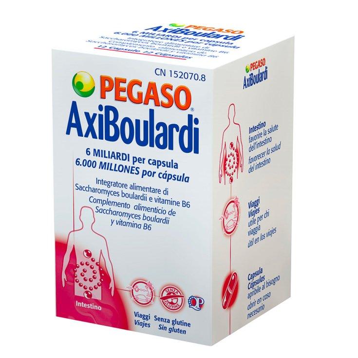 AxiBoulardi Pegaso® 60 Capsules