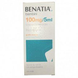 Benatia® Orange Syrup For Children Special Product's Line 150ml 100mg / 5ml