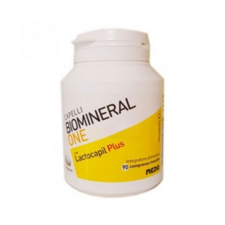 Biomineral One Lactocapil Plus Meda 90 Tablets