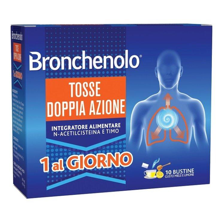 Bronchenolo® Double Action Cough 10 Sachets
