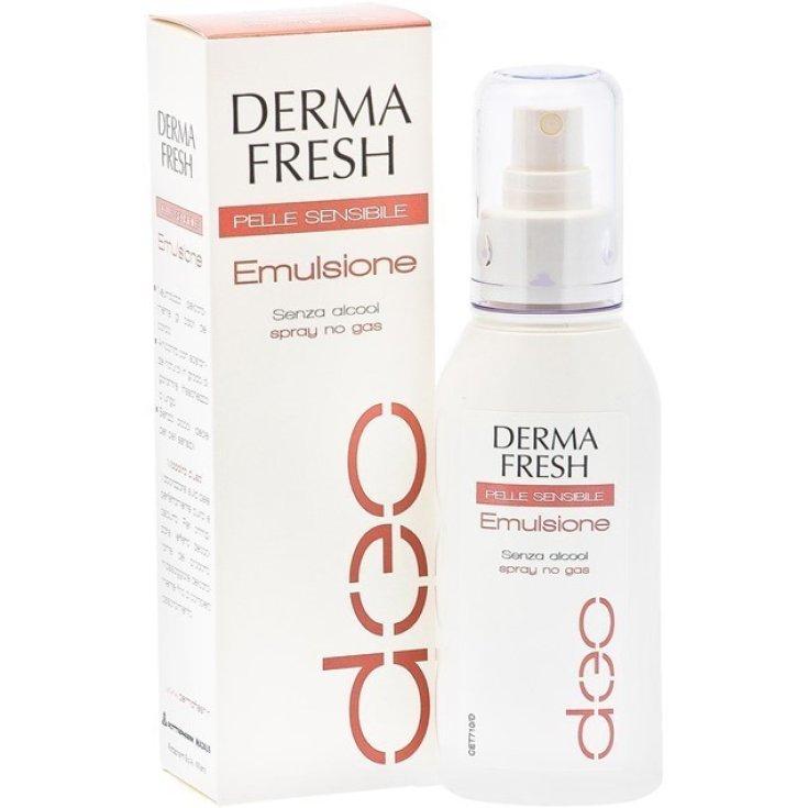 Sensitive Skin Deodorant Emulsion Dermafresh 75ml
