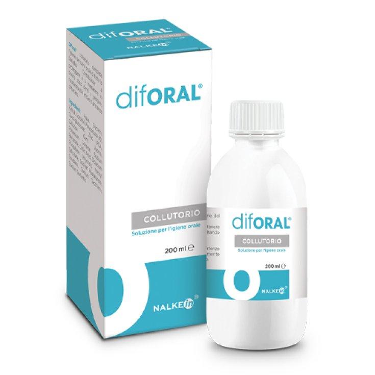Diforal® Nalkein® mouthwash 200ml