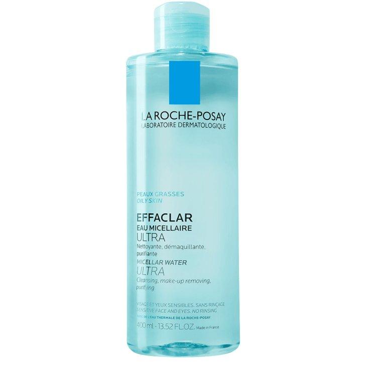 EFFACLAR Ultra Oily Skin Micellar Water La Roche Posay 400ml