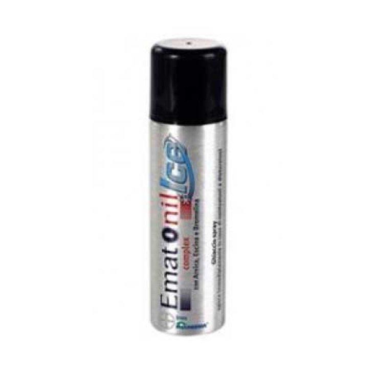 Ematonil Ice Spray Bayer 200ml