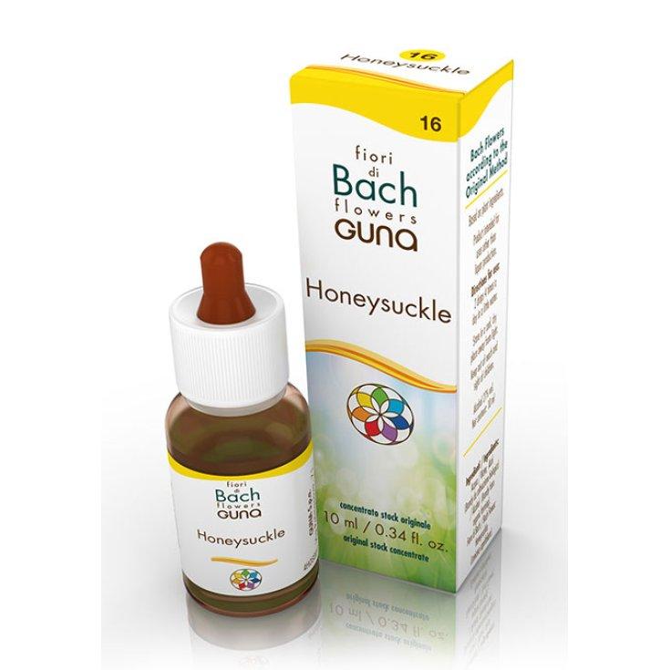 Bach Flowers Honeysuckle Guna Drops 10ml