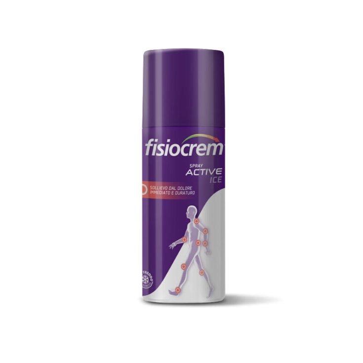 Fisiocrem ™ Spray Active Ice 150ml