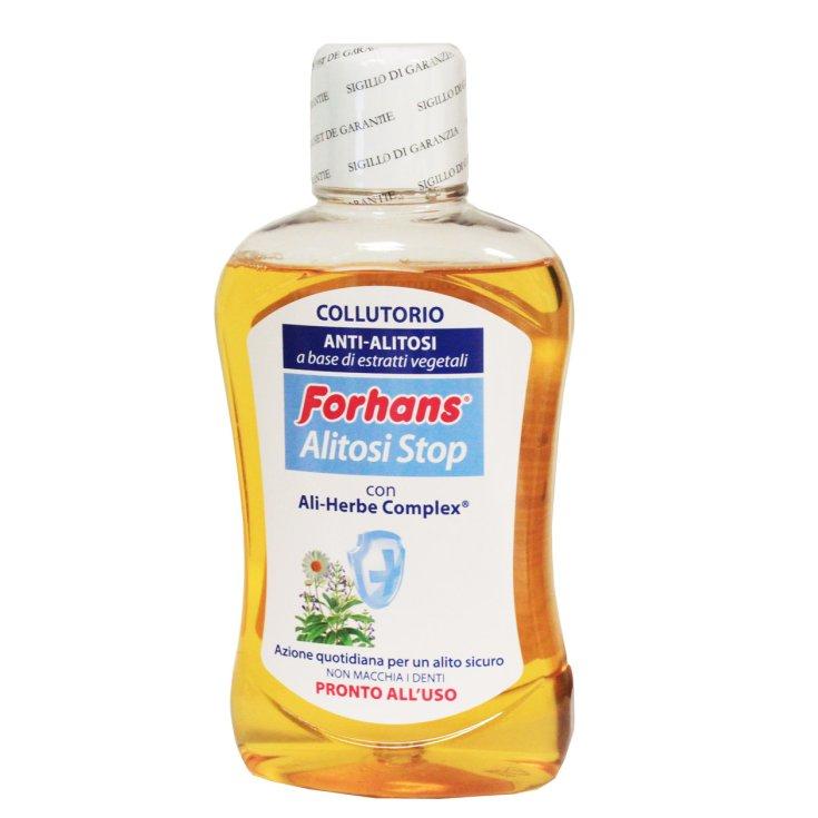 Forhans Alitosi-Stop Mouthwash 500ml