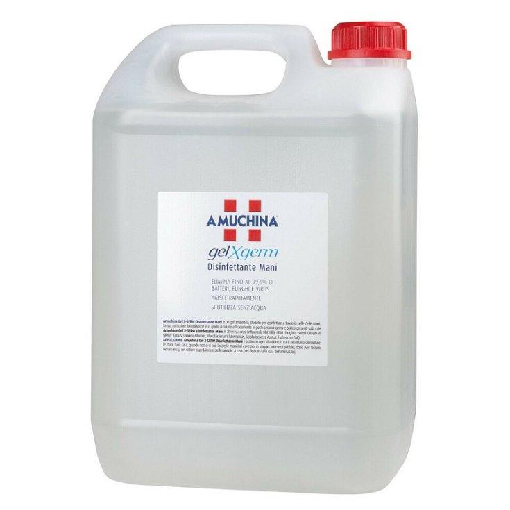 X-Germ Amuchina® Hand Disinfectant Gel 5L