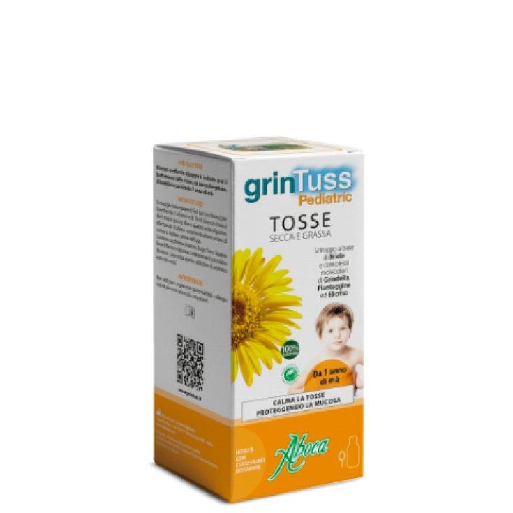 GrinTuss Pediatric Aboca Syrup 180g