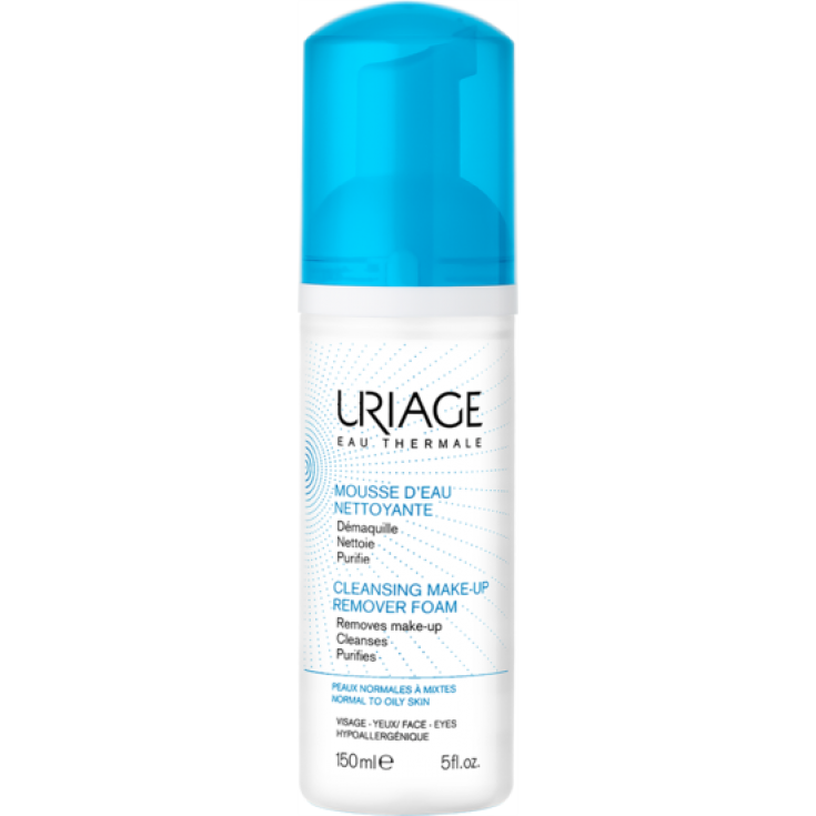 Face Hygiene Cleansing Mousse Uriage 150ml