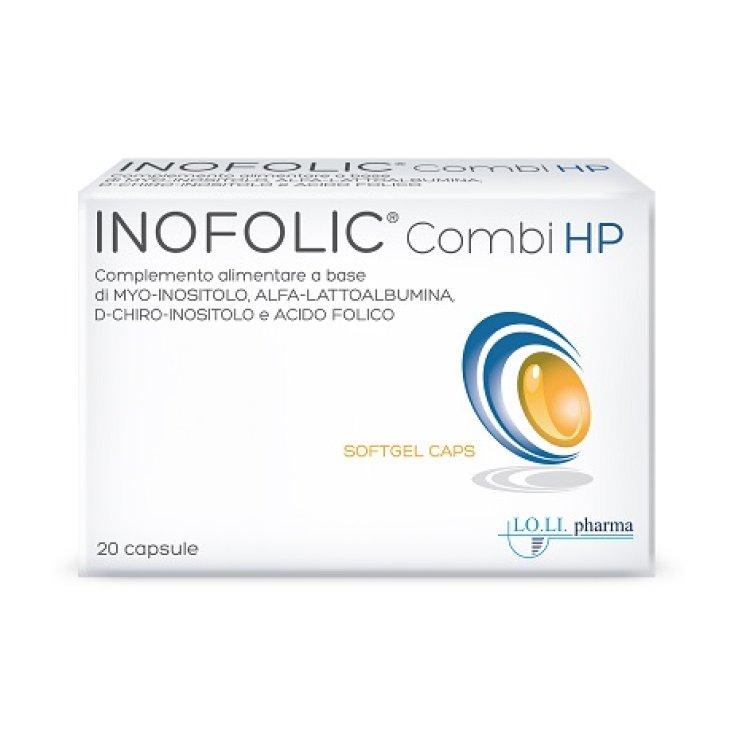 Inofolic® Combi HP Loli Pharma 20 Capsules