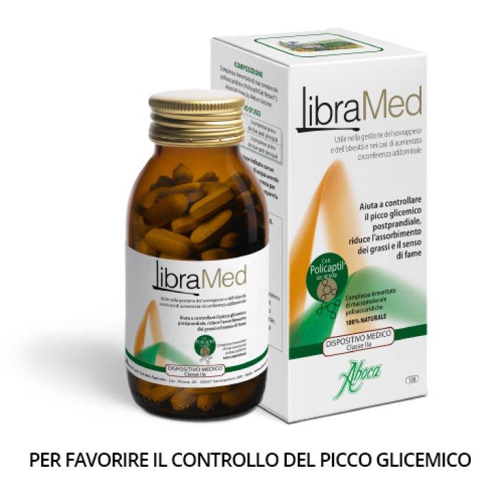 Libramed Aboca 138 725mg Tablets