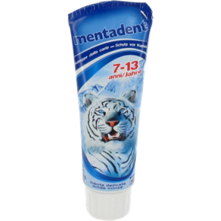 Mentadent Toothpaste 7-13 Years 75ml