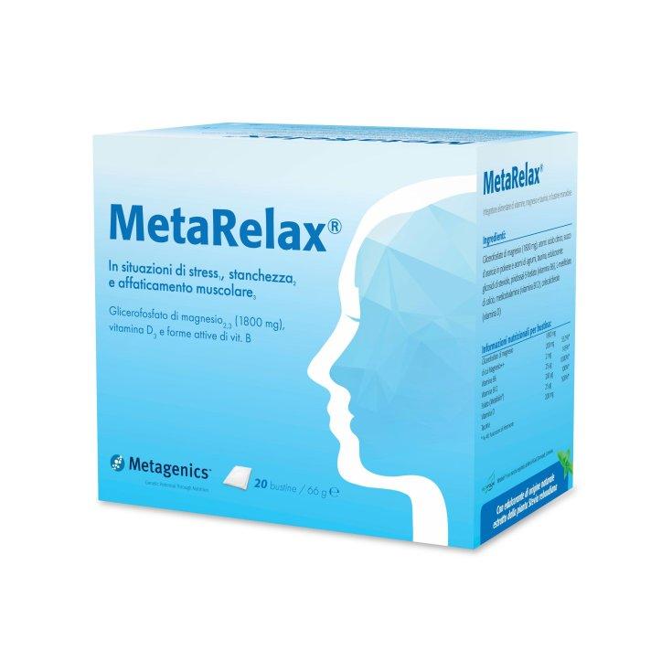 Metarelax® Metagenics ™ 20 Sachets