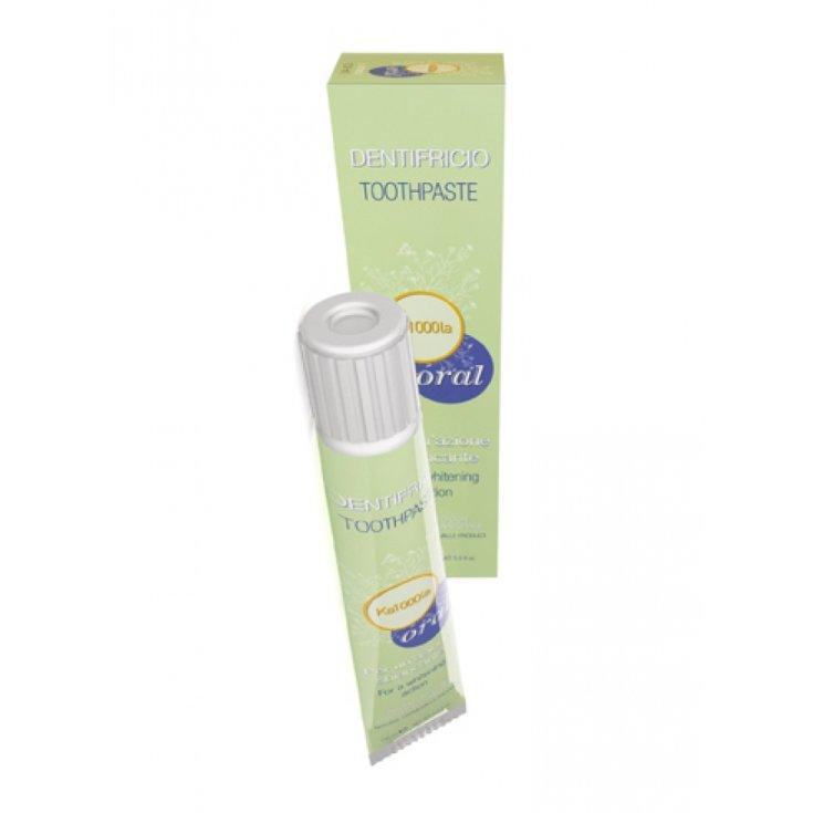 Oral Whitening Toothpaste Ka1000la 100ml