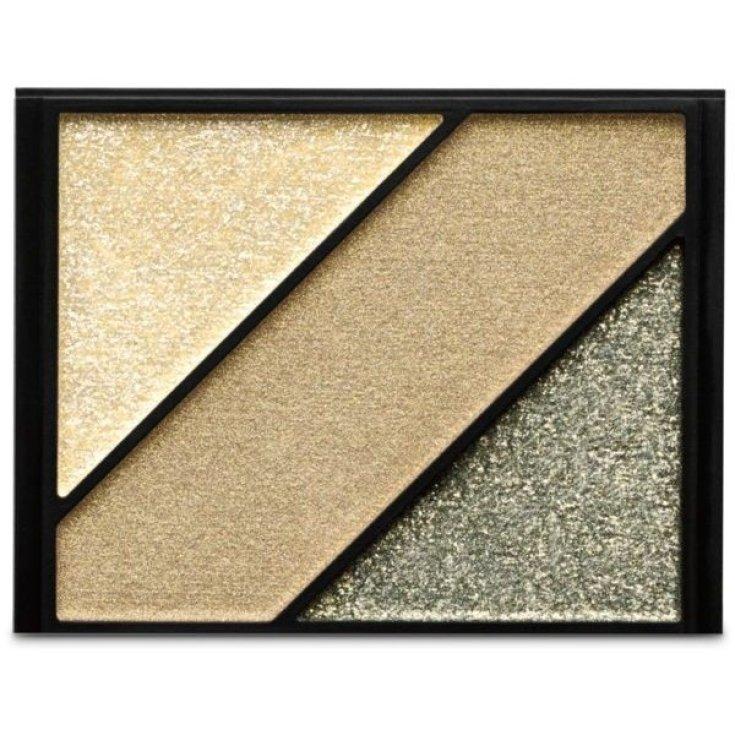 Elizabeth Arden Eyes Wide Open Eyeshadow Trio Color Leaves Of Green 03