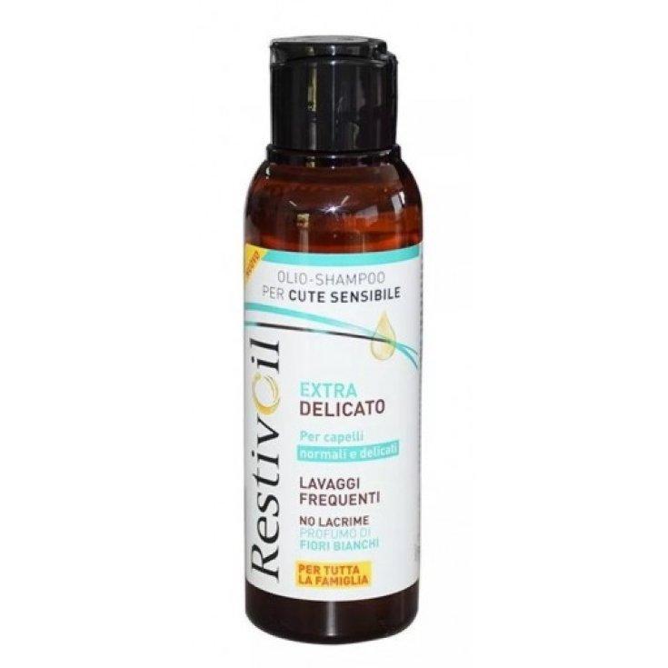 RestivOil Extra Delicate Shampoo Oil 100ml