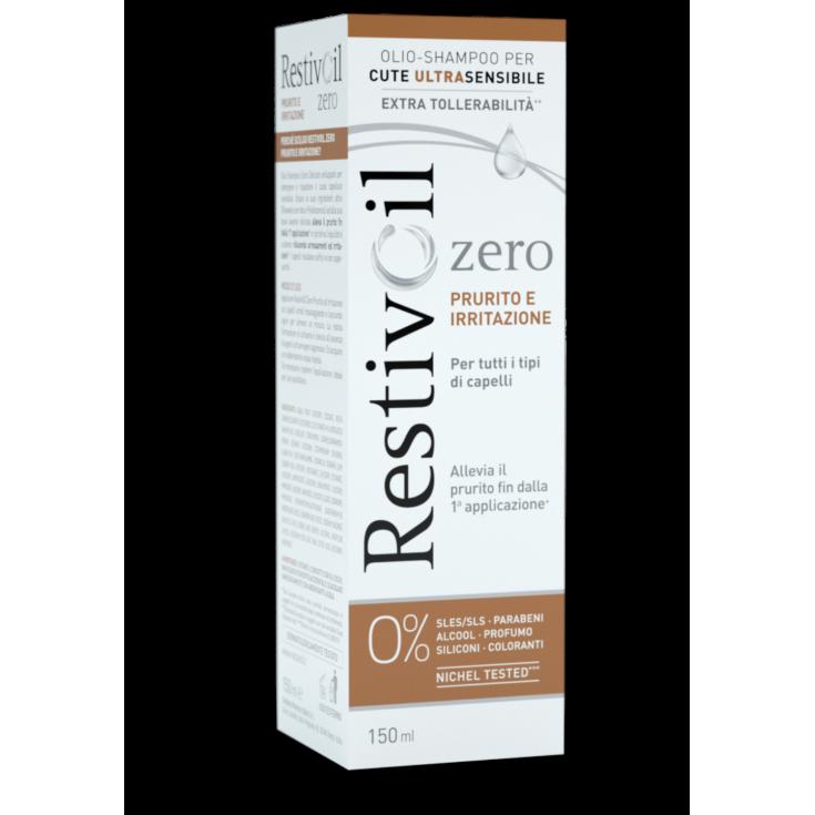 RestivOil Zero Itch And Irritation 150ml