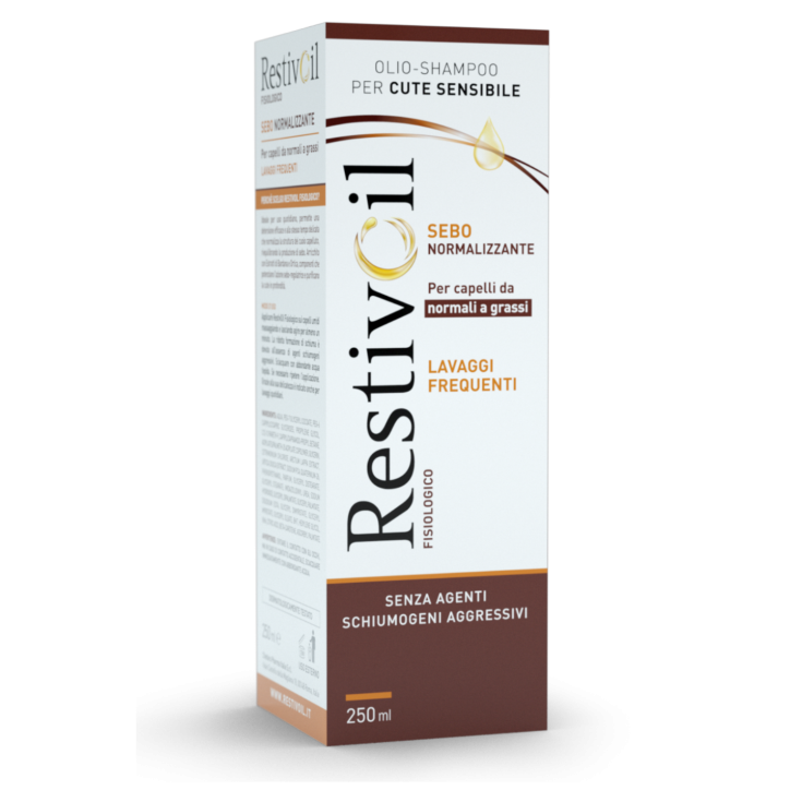 RestivOil Physiological Sebonormalizing 250ml