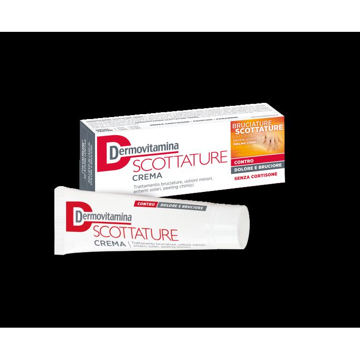 Sunburn Cream Dermovitamina 30ml
