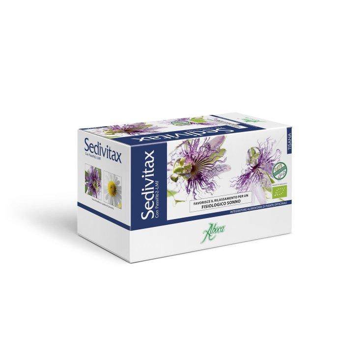 Sedivitax Aboca Herbal Tea 20 Filters