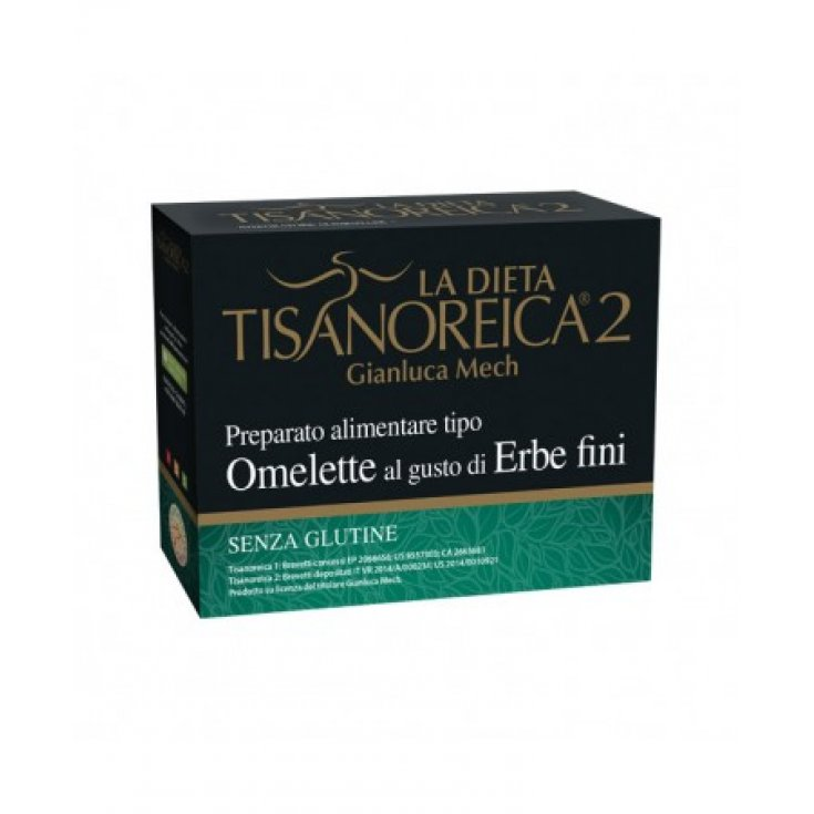 Tisanoreica 2® Preparation Type Omelette With Flavor Of Fine Herbs Gianluca Mech® 4x27,5g